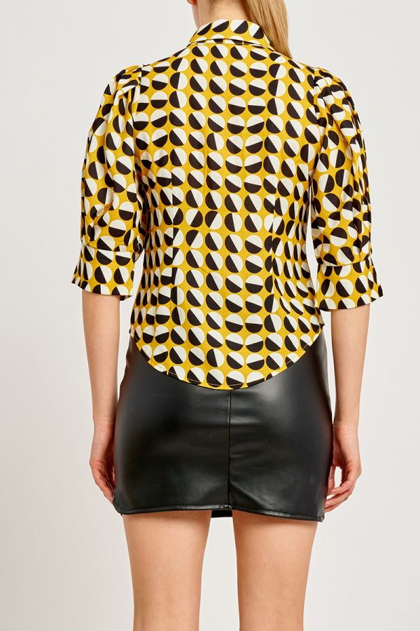 BIANCA PUFF SLEEVE SHIRT