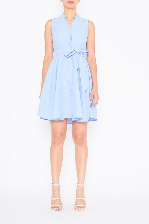 COLIN SHIRT DRESS