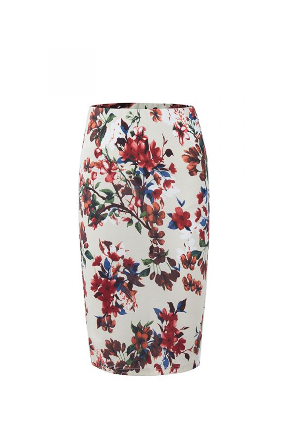 SIDNEY STRAIGHT SKIRT