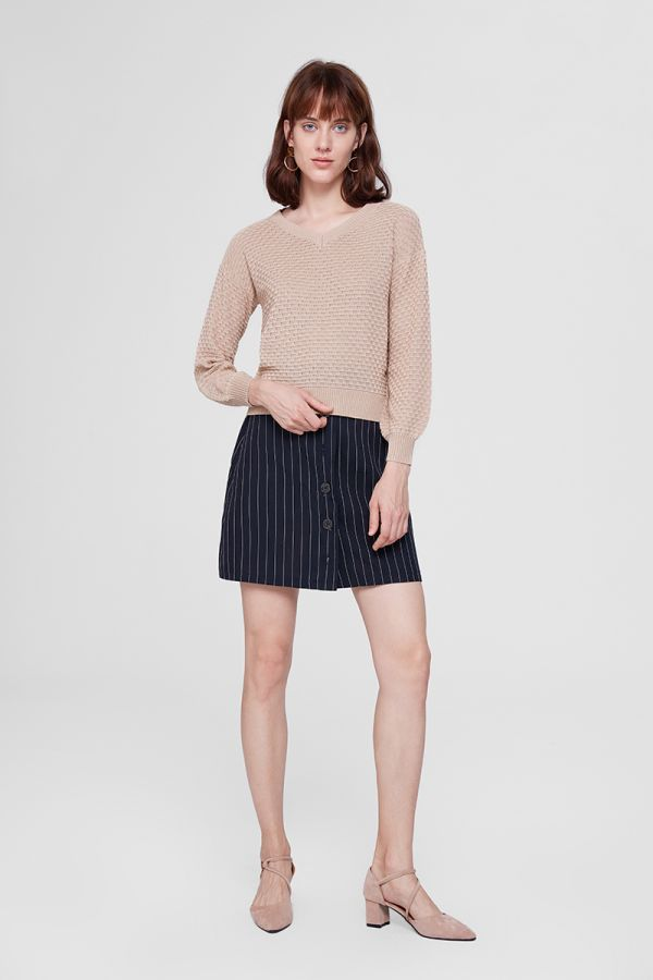 ORSA V NECK KNIT (320066)