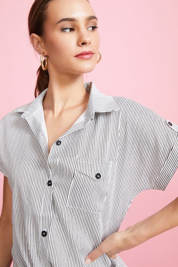 AUDREY SHIRT TOP (320844)