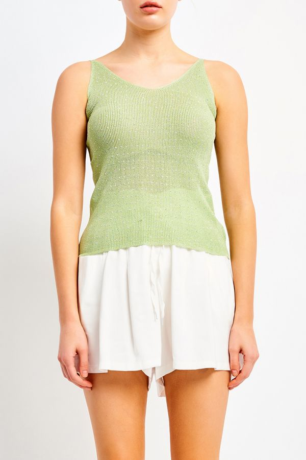 TIA KNIT TOP (322011)