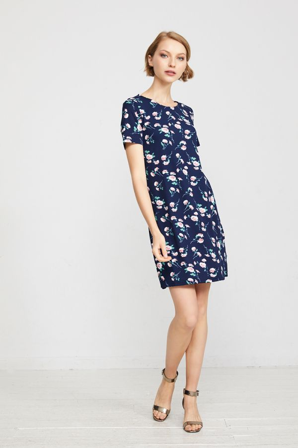 CHIARA SHIFT DRESS (322260)