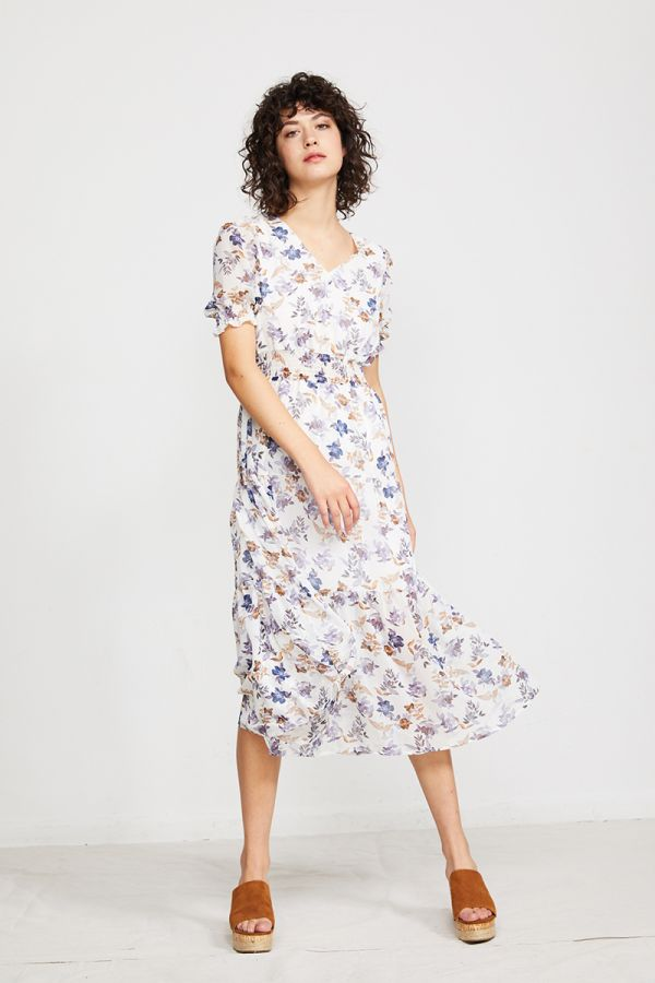 ROXY PRINTED DRESS