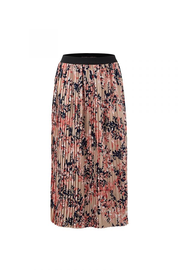 SELMA PLEATED MIDI SKIRT (323176)