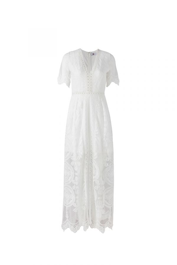 ARABELLA LACE MAXI DRESS (323419)