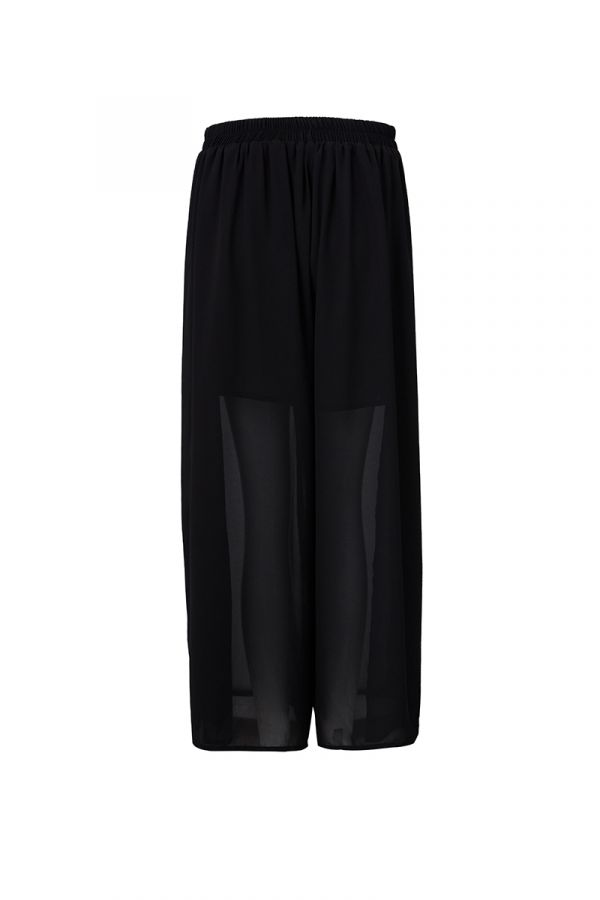 TALLY SHEER WIDE PANTS