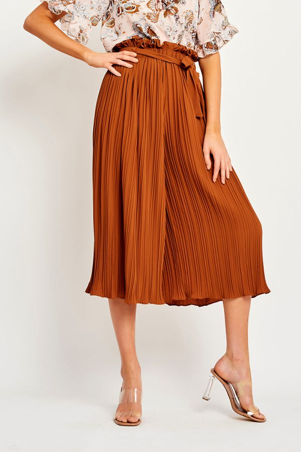 DAZE PLEATED PANTS