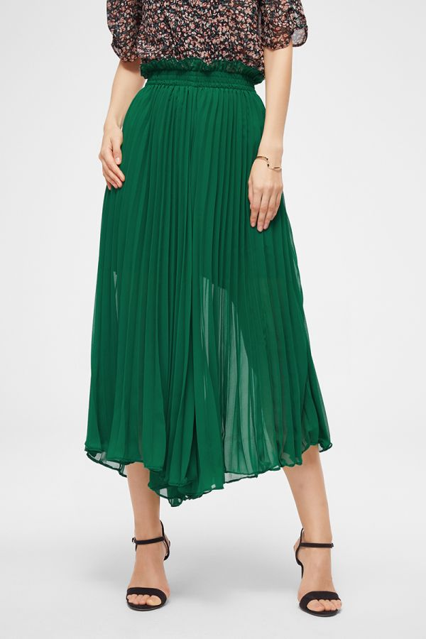 PLEATED PANTS (324595)