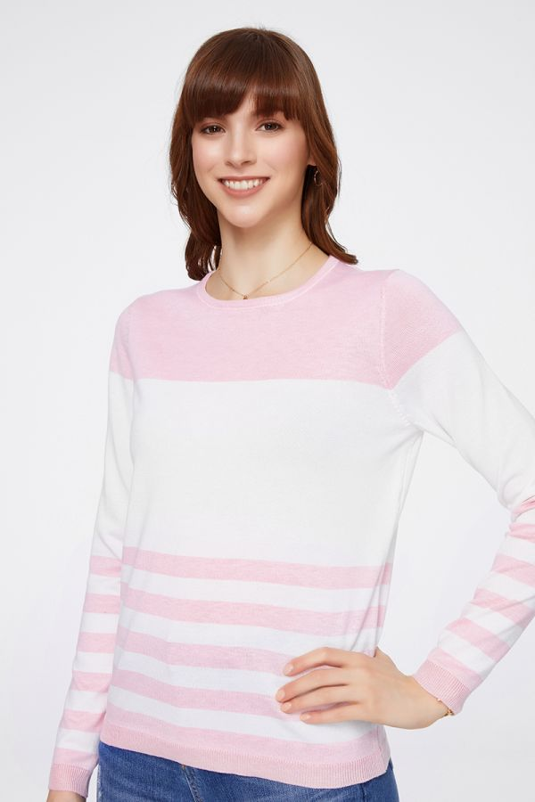 JACK LONG SLEEVE KNIT TOP (324729)