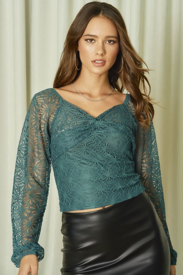 FULL LACE CTP (324818)