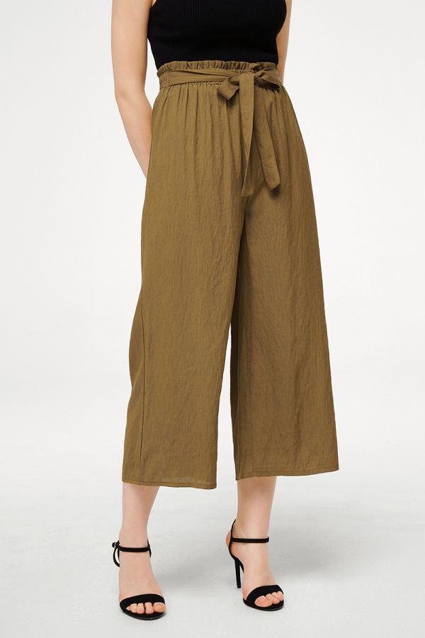 JAZZY WIDE LEG PANTS (324862)