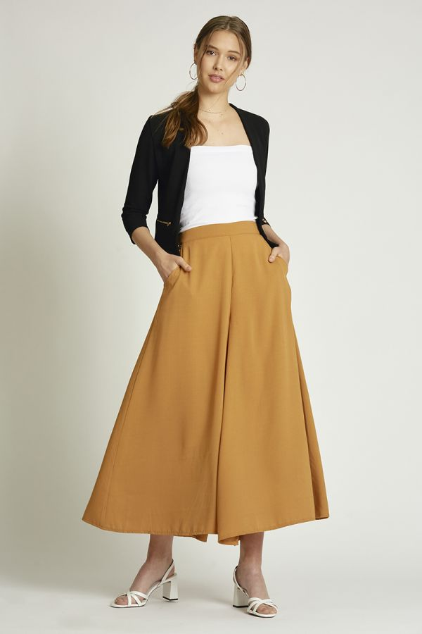 BELTED PANTS (325013)