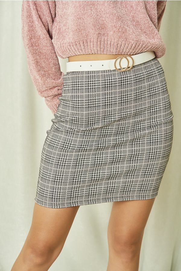 MINI PENCIL SKIRT (325105)