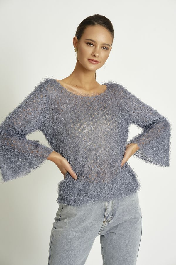 FRILLED TOP  (325185)