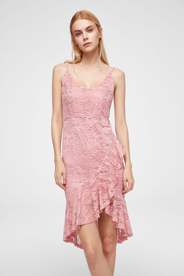 BAHAMAS LACE DRESS (325600)