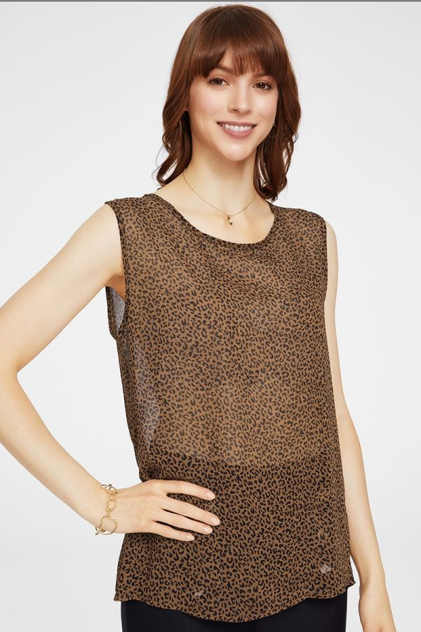 BASIC SLEEVELESS TOP (325825)