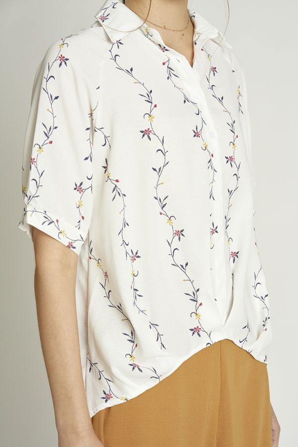 EMBROIDERY TOP  (325864)