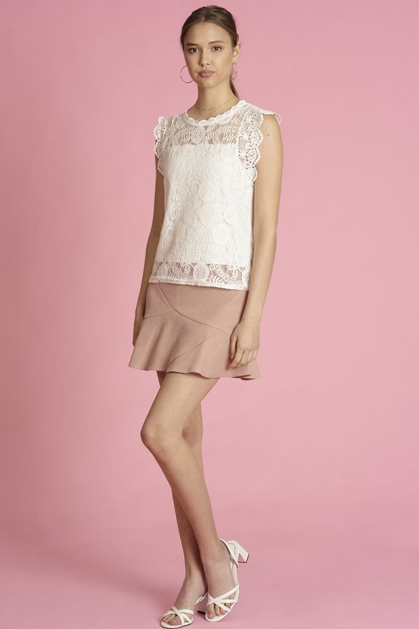 LACE TOP (326147)