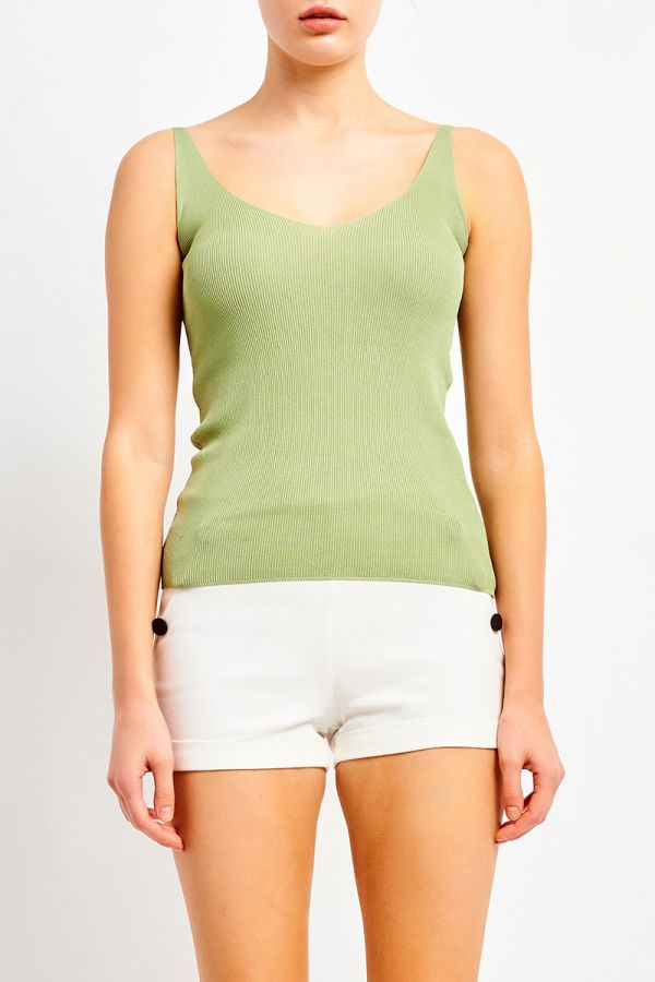 STACEY KNIT TOP (322218)