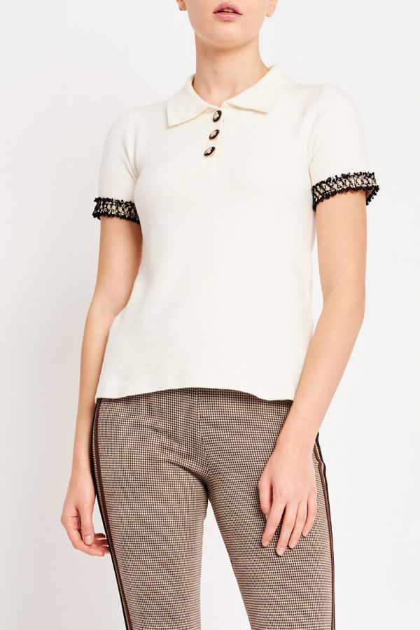 DILIANA KNIT TOP (318649)