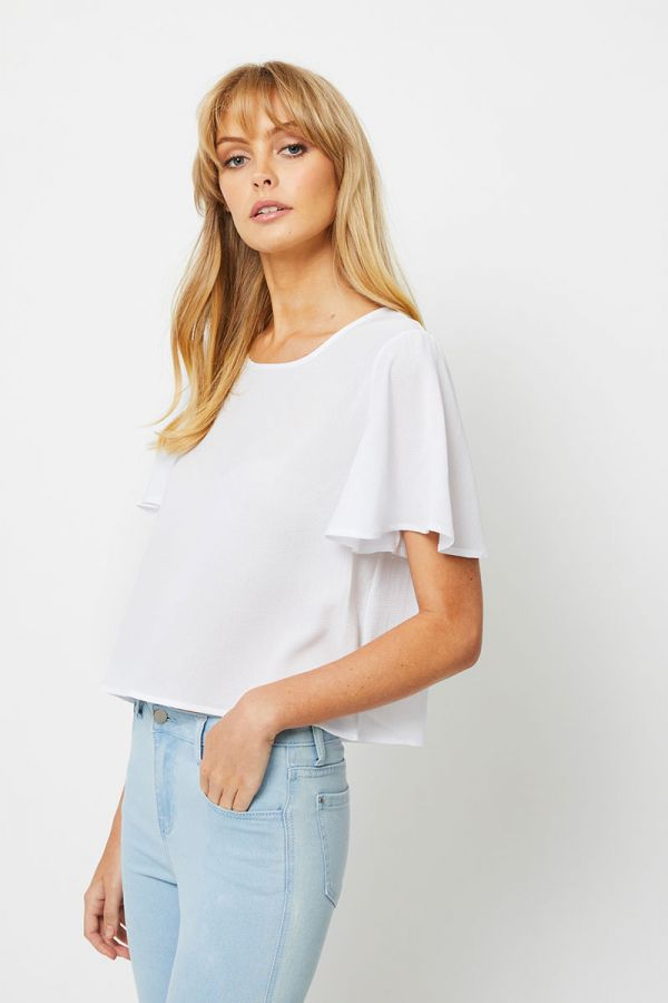 SHARON BELL SLEEVE TOP