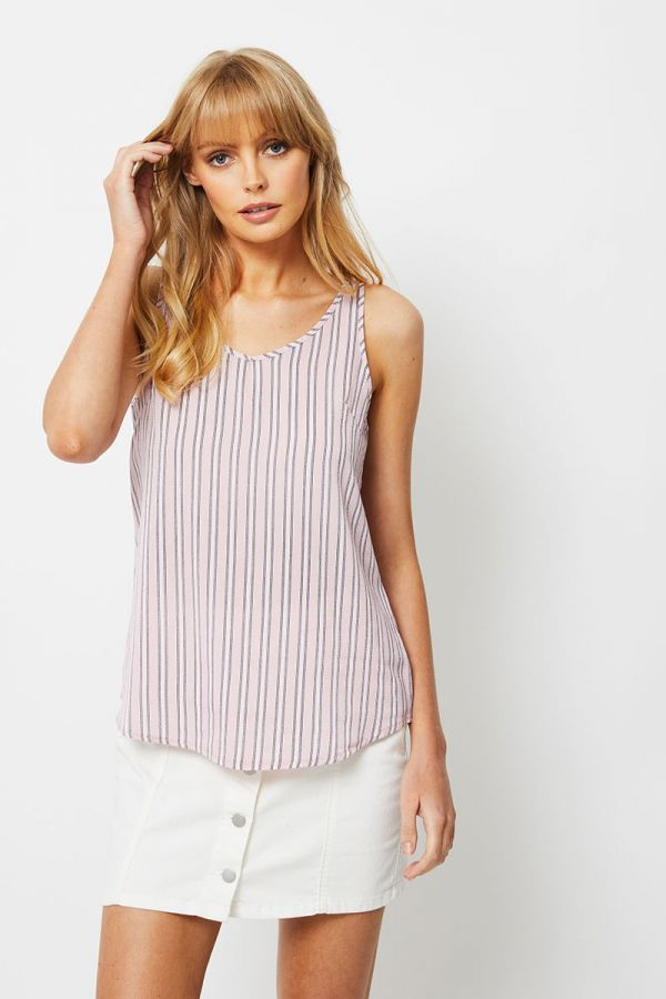 ALLY SLEEVELESS TOP
