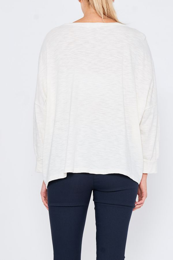 TRACY LOOSE FIT TEE
