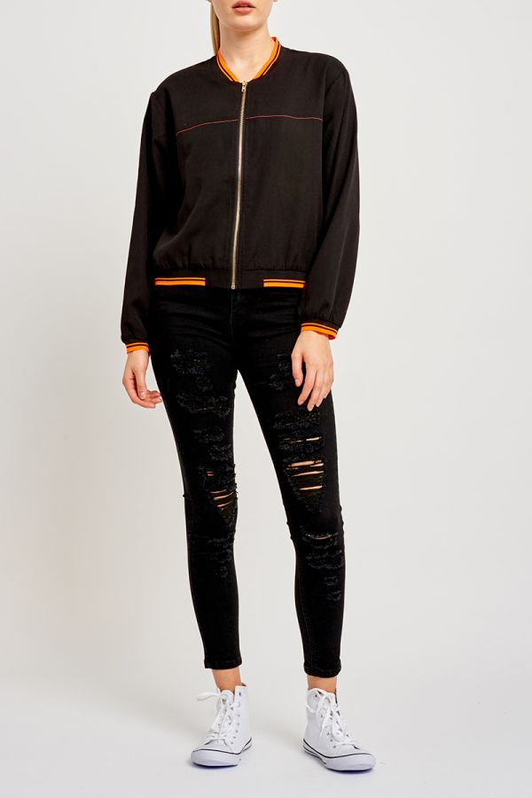 JESSIE ZIP UP JACKET