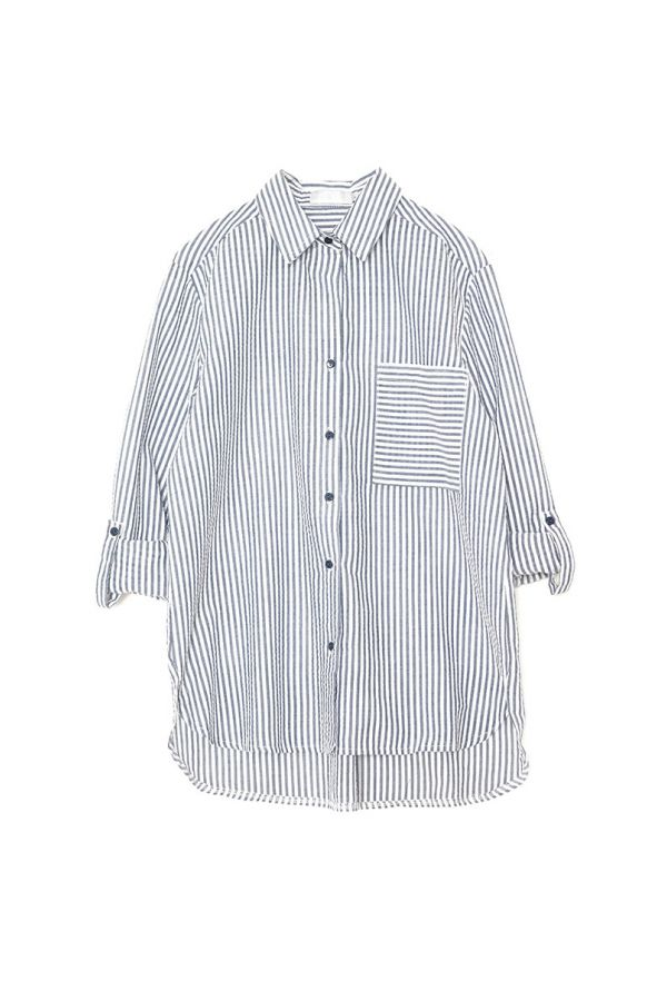 ADELIO STRIPE SHIRT