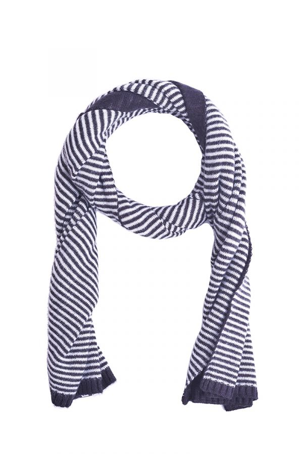 HEAVY STRIPED SCARF