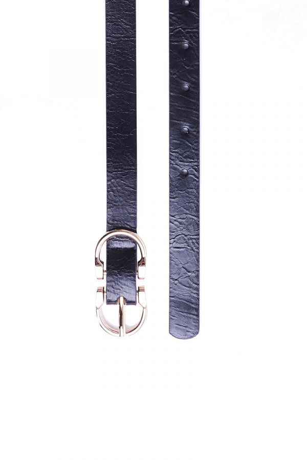 DOUBLE HORSESHOE BELT