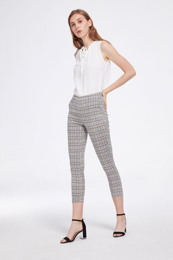 GENEVIEVE SLIM PANTS