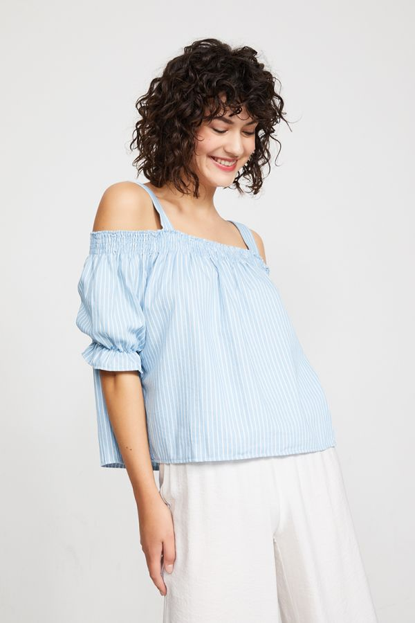GABI OFF SHOULDER TOP