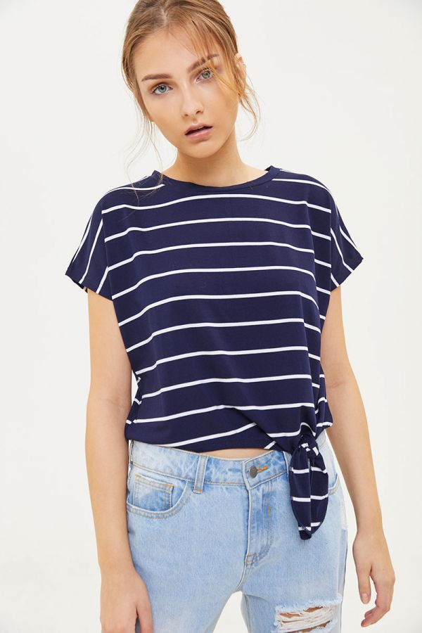 DANA STRIPE TOP