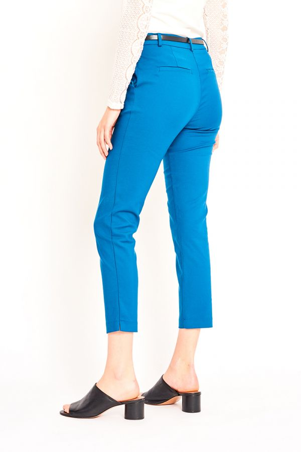 GRACE SKINNY PANTS WITH BELT