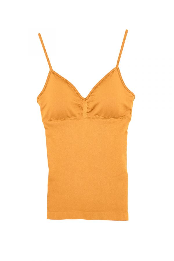 ASTIN RUCHED FRONT CAMI