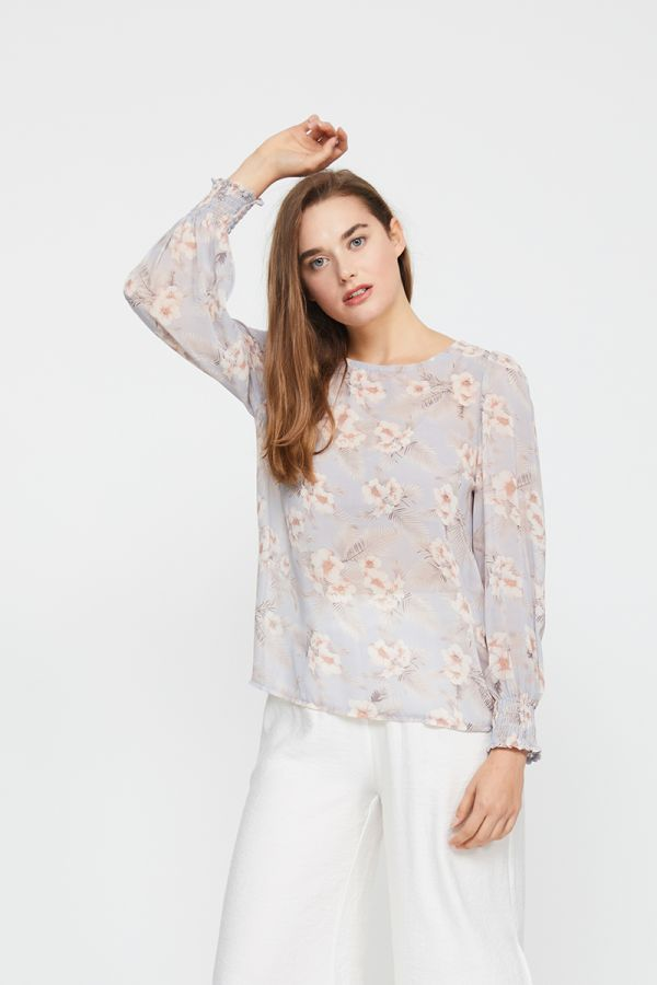 ESMA SHEER TOP